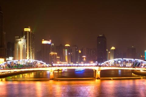 Esportare prodotti alimentari in Cina Guangzhou