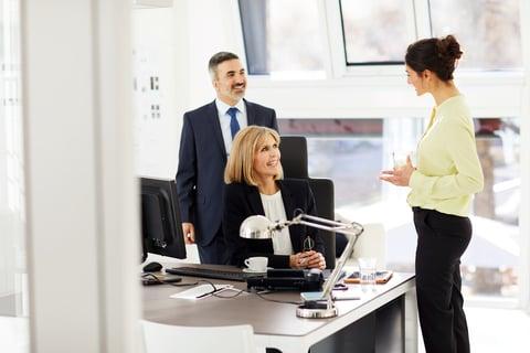 comunicazione aziendale professionalità