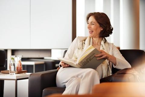 benefit aziendali lounge
