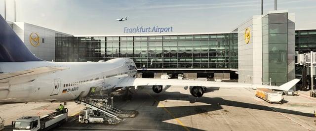 miles and more aeroporto francoforte