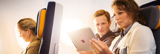 wi-fi in aereo