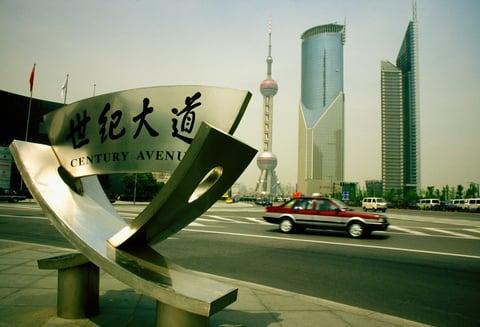 Esportare prodotti alimentari in Cina Shangai